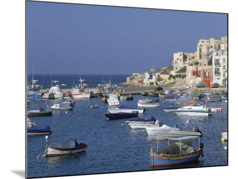 St Pauls Bay, Malta-Peter Thompson-Mounted Photographic Print