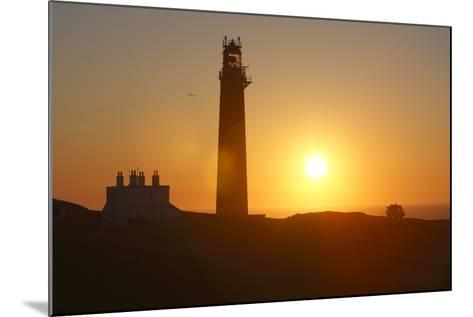 Lighthouse, Butt of Lewis, Lewis, Outer Hebrides, Scotland, 2009-Peter Thompson-Mounted Photographic Print