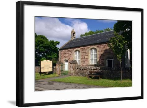 Ullapool Museum, Highland, Scotland-Peter Thompson-Framed Art Print