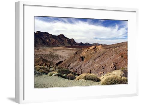 Parque Nacional Del Teide, Tenerife, Canary Islands, 2007-Peter Thompson-Framed Art Print