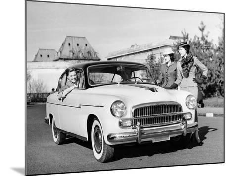 Fiat 1900A, C1954-C1958--Mounted Photographic Print