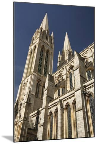 Truro Cathedral, Cornwall, 2009-Peter Thompson-Mounted Photographic Print