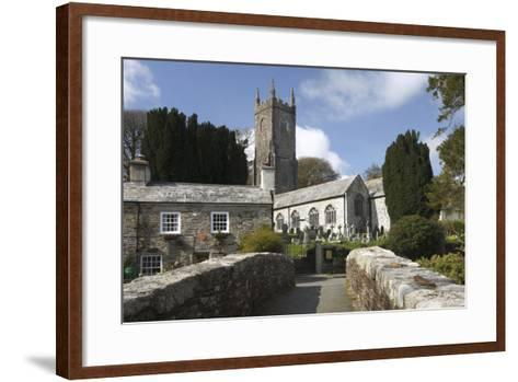 Altarnun, Cornwall, 2009-Peter Thompson-Framed Art Print