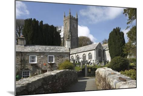 Altarnun, Cornwall, 2009-Peter Thompson-Mounted Photographic Print