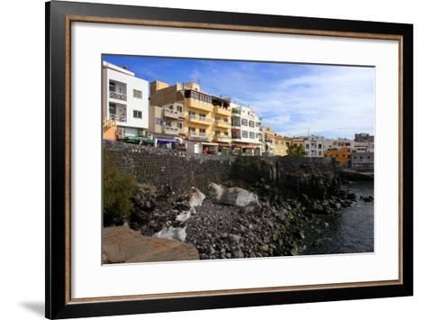 Los Abrigos, Tenerife, Canary Islands, 2007-Peter Thompson-Framed Art Print