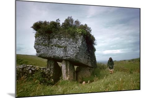 Portal-Grave known as the Lobby-CM Dixon-Mounted Photographic Print