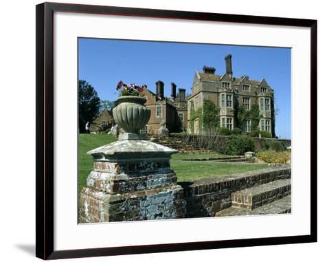 Chilham Castle, Kent-Peter Thompson-Framed Art Print