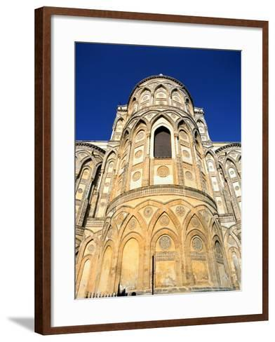 Cathedral, Monreale, Sicily, Italy-Peter Thompson-Framed Art Print