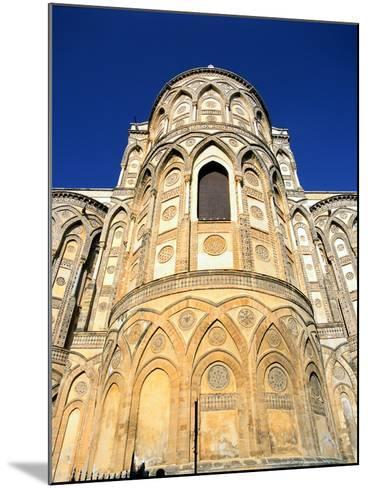 Cathedral, Monreale, Sicily, Italy-Peter Thompson-Mounted Photographic Print