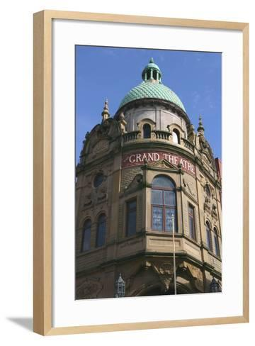 Grand Theatre, Blackpool, Lancashire-Peter Thompson-Framed Art Print