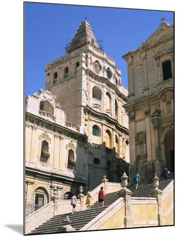 Noto, Sicily, Italy-Peter Thompson-Mounted Photographic Print