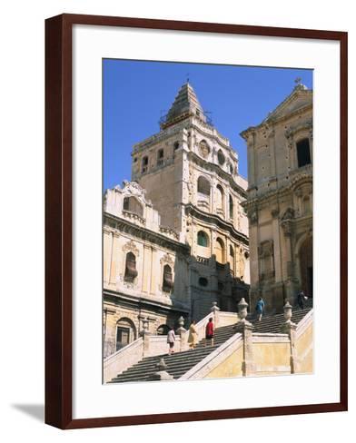 Noto, Sicily, Italy-Peter Thompson-Framed Art Print