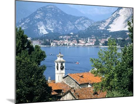 Lake Maggiore, Italy-Peter Thompson-Mounted Photographic Print