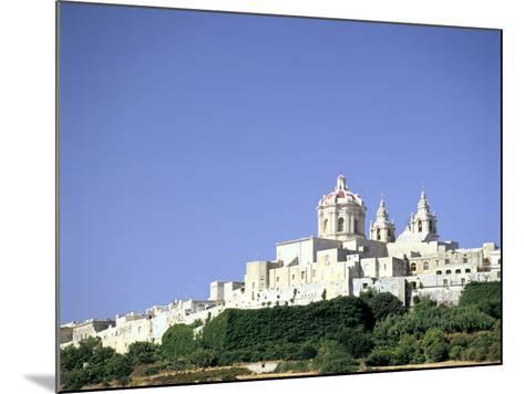 Mdina, Malta-Peter Thompson-Mounted Photographic Print