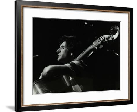 The Daryl Runswick Quartet in Concert at the Stables, Wavendon, Buckinghamshire, 1981-Denis Williams-Framed Art Print