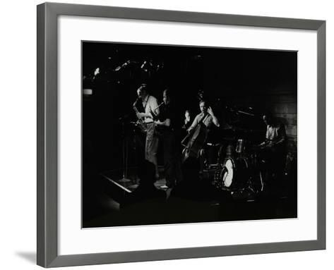 Jazz at the Stables, Wavendon, Buckinghamshire-Denis Williams-Framed Art Print