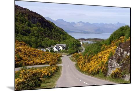 View of Skye, Highland, Scotland-Peter Thompson-Mounted Photographic Print