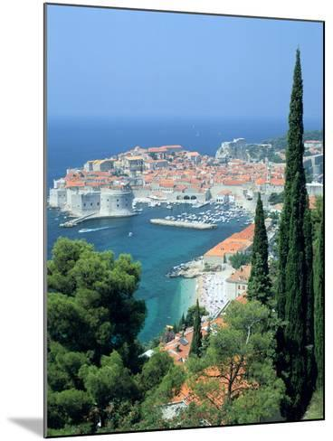 Dubrovnik, Croatia-Peter Thompson-Mounted Photographic Print