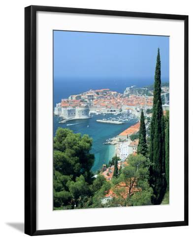 Dubrovnik, Croatia-Peter Thompson-Framed Art Print