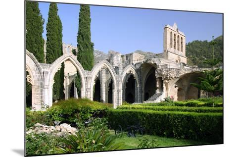Bellapais Abbey, North Cyprus-Peter Thompson-Mounted Photographic Print