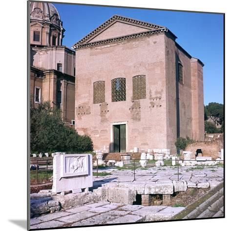 Curia of Diocletian, 1st Century Bc-CM Dixon-Mounted Photographic Print
