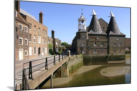 Three Mills, Lea Valley, London-Peter Thompson-Mounted Photographic Print