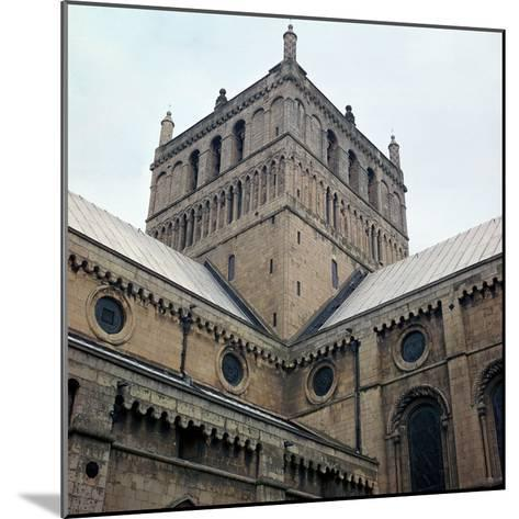 Lantern Tower of Southwell Minster, 12th Century-CM Dixon-Mounted Photographic Print