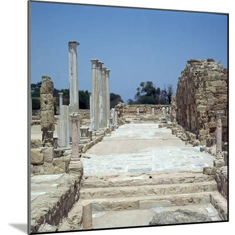 The Greek Gymnasium in Salamis-CM Dixon-Mounted Photographic Print