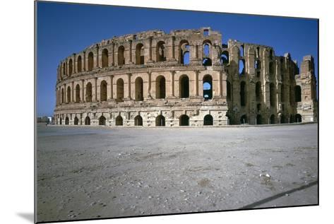 Exterior of a Roman Colosseum, 3rd Century-CM Dixon-Mounted Photographic Print
