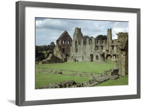 Easby Abbey, Yorkshire, Founded 1152-CM Dixon-Framed Art Print