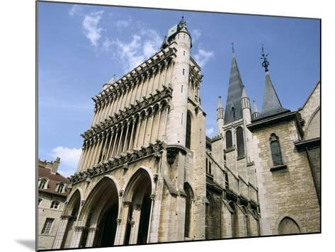 Church of Notre Dame, Dijon, Burgundy, France-Peter Thompson-Mounted Photographic Print