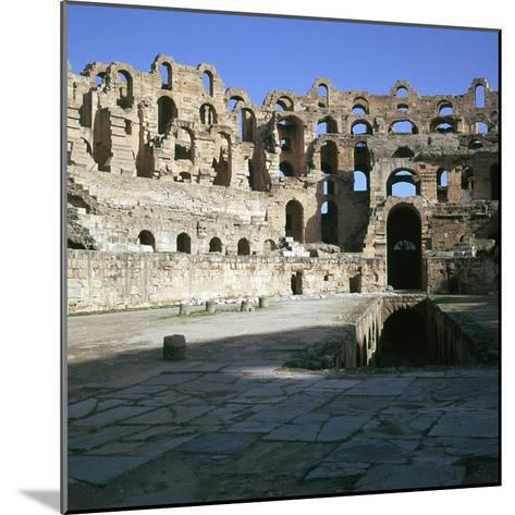 View of the Interior of a Roman Colosseum, 2nd Century-CM Dixon-Mounted Photographic Print