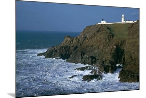 Pendeen Lighthouse-CM Dixon-Mounted Photographic Print