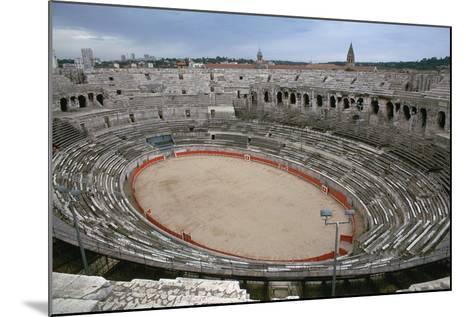 A Roman Arena, 2nd Century-CM Dixon-Mounted Photographic Print