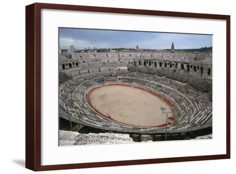 A Roman Arena, 2nd Century-CM Dixon-Framed Art Print