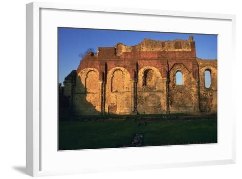 St Augustines Abbey, 6th Century-CM Dixon-Framed Art Print