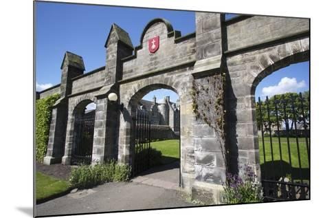 St Andrews University, Fife, Scotland, 2009-Peter Thompson-Mounted Photographic Print