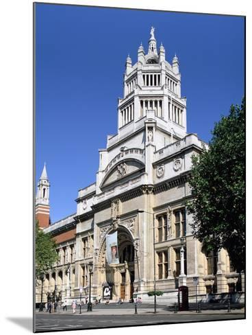 Victoria and Albert Museum, South Kensington, London-Peter Thompson-Mounted Photographic Print