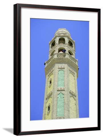 Minaret, Tozeur, Tunisia-Vivienne Sharp-Framed Art Print