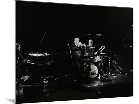 The Terry Lightfoot Band in Concert at Oakmere House, Potters Bar, Hertfordshire, 7 October 1986-Denis Williams-Mounted Photographic Print