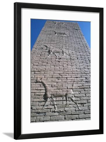 Ishtar Gate, Babylon, Iraq-Vivienne Sharp-Framed Art Print