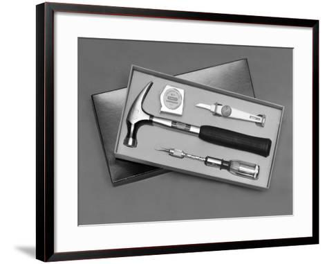 Product Shot of a Stanley Tools Boxed Set from 1986-Michael Walters-Framed Art Print