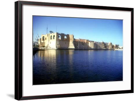 Tripoli Castle, Libya-Vivienne Sharp-Framed Art Print