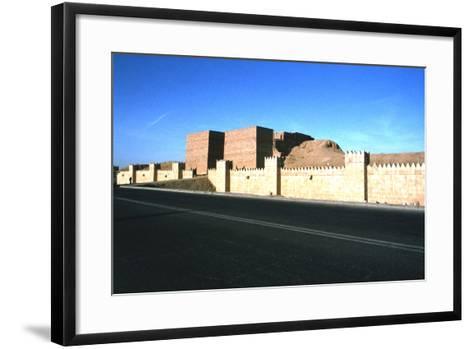 Mashki Gate, Nineveh, Iraq, 1977-Vivienne Sharp-Framed Art Print