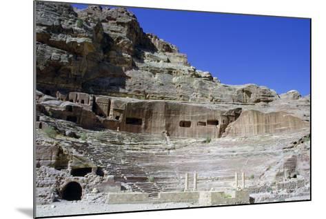 Roman Theatre, Petra, Jordan-Vivienne Sharp-Mounted Photographic Print