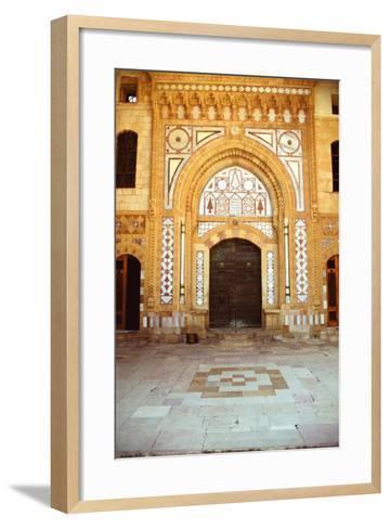 Beiteddine Palace, Lebanon, 19th Century-Vivienne Sharp-Framed Art Print
