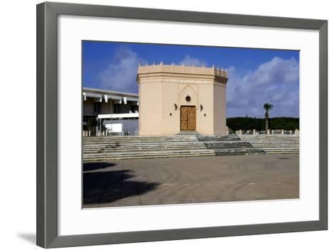 Square of the Martyrs, Benghazi, Libya-Vivienne Sharp-Framed Art Print