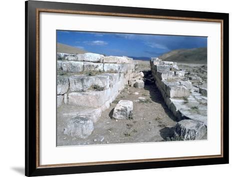 Ruined Arch of an Aqueduct, Jerwan, Iraq, 1977-Vivienne Sharp-Framed Art Print