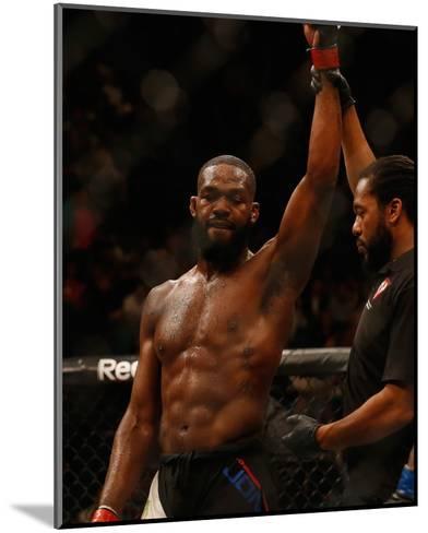 UFC 197: Jones v Saint Preux-Christian Petersen/Zuffa LLC-Mounted Photo