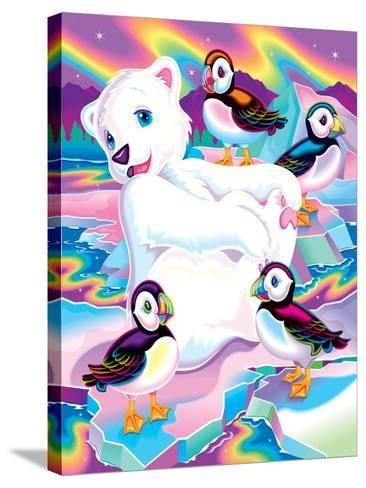 Roary '96-Lisa Frank-Stretched Canvas Print
